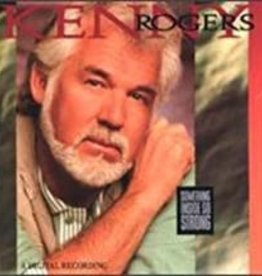 Used CD Kenny Rogers- Something Inside So Strong