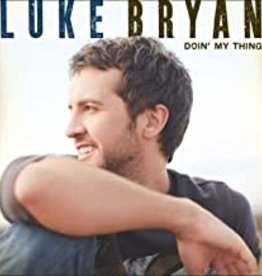 Used CD Luke Bryan- Doin' My Thing