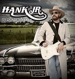 Used CD Hank Williams Jr.- 127 Rose Avenue