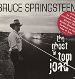 Used CD Bruce Springsteen- The Ghost Of Tom Joad
