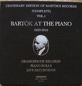 Used Vinyl Bartok- Bartok At The Piano