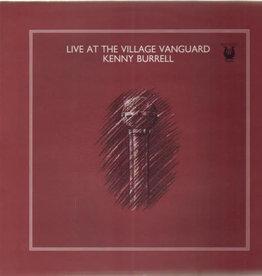 Used Vinyl Kenny Burrell- Live At The Village Vanguard (German Pressing)