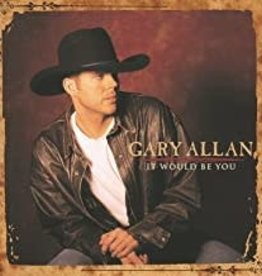 Used CD Gary Allan-It Would Be You