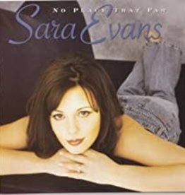 Used CD Sara Evans- No Place That Far