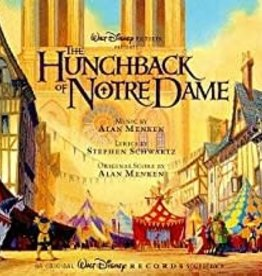 Used CD Hunchback Of Notre Dame Soundtrack