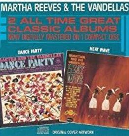 Used CD Martha Reeves & The Vandellas- Dance Party/ Heat Wave