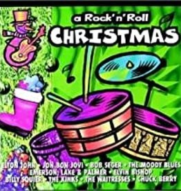 Used CD Various- A Rock 'N' Roll Christmas