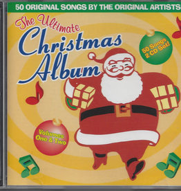 Used CD Various- The Ultimate Christmas Album