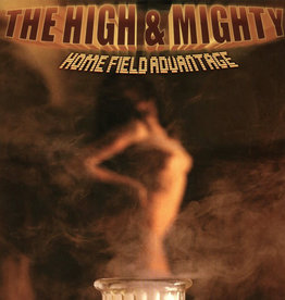 Used Vinyl High And Mighty- Home Field Advantage