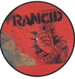 Used Vinyl Rancid- Let's Go (2004 Pic Disc)