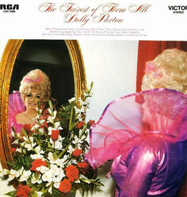 Used Vinyl Dolly Parton- The Fairest Of Them All