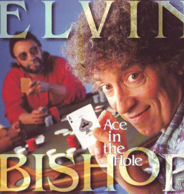 Used CD Elvin Bishop- Ace In The Hole