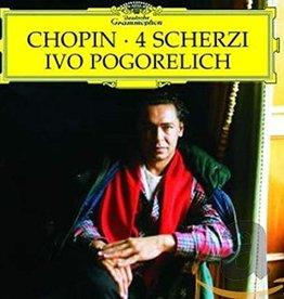 Used CD Chopin- 4 Scherzi (Ivo Pogorelich, Piano)