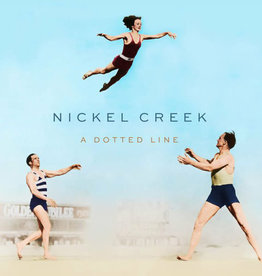Used Vinyl Nickel Creek- A Dotted Line (No CD)