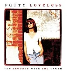 Used CD Patty Loveless- The Trouble With The Truth