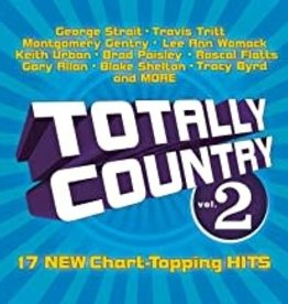 Used CD Various- Totally Country Vol. 2