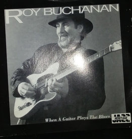 Used CD Roy Buchanan- When A Guitar Plays The Blues