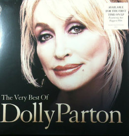 Used Vinyl Dolly Parton- The Very Best Of