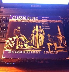 Used CD Various- Classic Blues