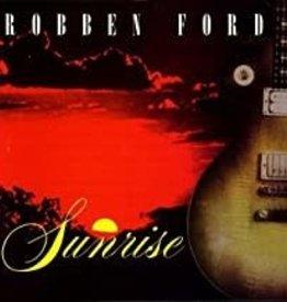 Used CD Robben Ford- Sunrise