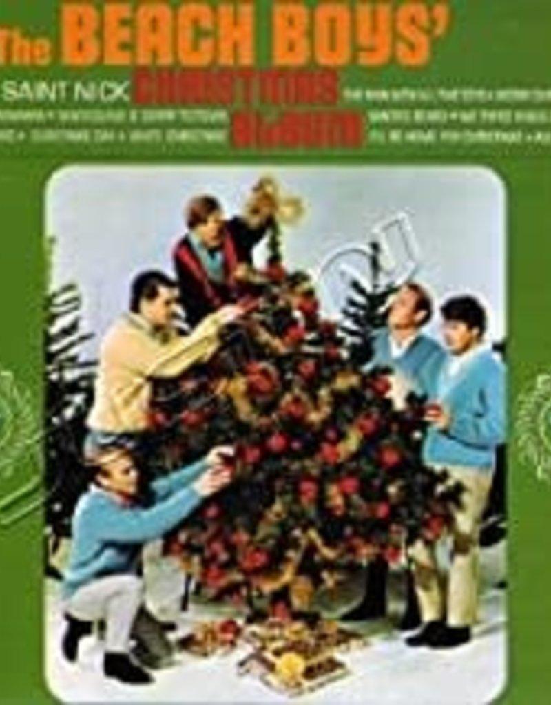 Used CD Beach Boys- Christmas Album