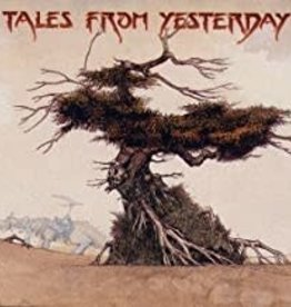 Used CD Various- Tales From Yesterday: A Tribute To Yes