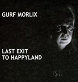 Used CD Gurf Morlix- Last Exit To Happyland
