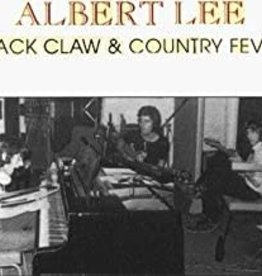 Used CD Albert Lee- Black Claw & Country Fever