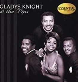Used CD Gladys Knight & The Pips- Essential Collection