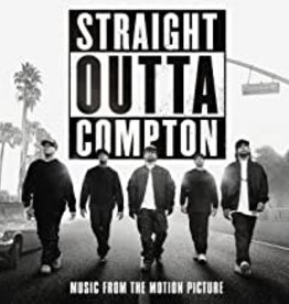 Used CD Straight Outta Compton Soundtrack (File w/ NWA)