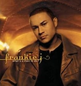Used CD Frankie J- What's A Man To Do
