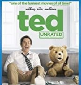 Used BluRay Ted Unrated