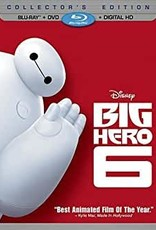 Used BluRay Big Hero 6