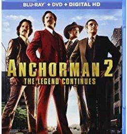 Used BluRay Anchorman 2
