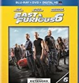 Used BluRay Fast And Furious 6