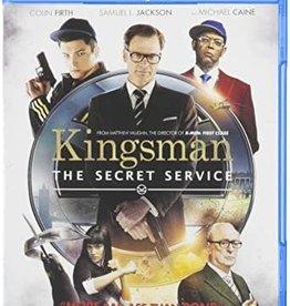 Used BluRay Kingsman: The Secret Service