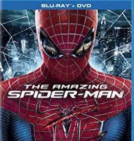 Used BluRay The Amazing Spider-Man