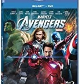 Used BluRay The Avengers