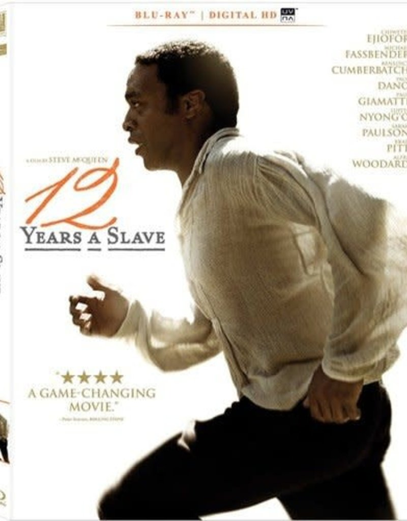 Used BluRay 12 Years A Slave