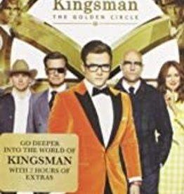 Used BluRay Kingsman: The Golden Circle