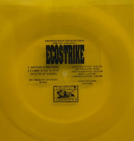 Used 7 Ecostrike- Another Promise (Flexi-disc, Gold, Misprint)