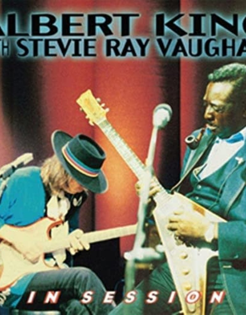 Used CD Albert King With Stevie Ray Vaughan- In Session