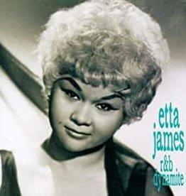 Used CD Etta James- Etta James R & B Dynamite