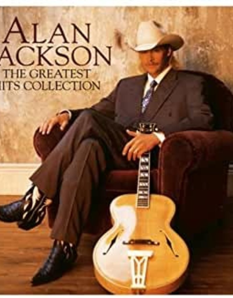 Used CD Alan Jackson- The Greatest Hits Collection