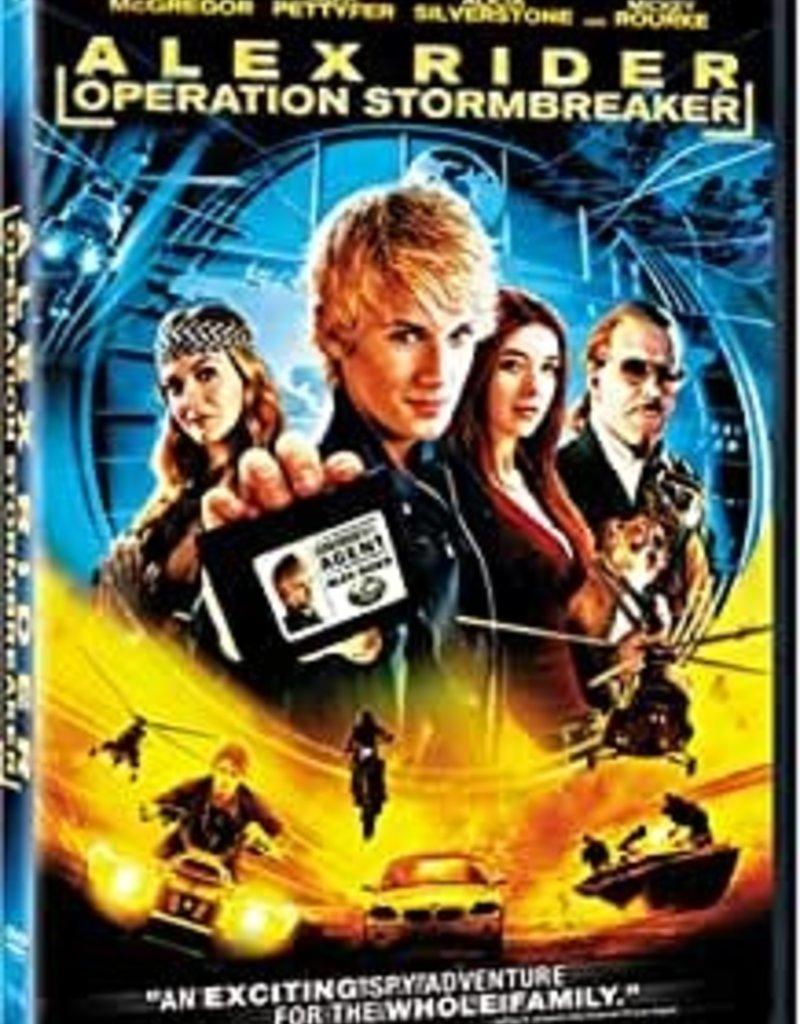 Used DVD Alex Rider: Operation Stormbreaker
