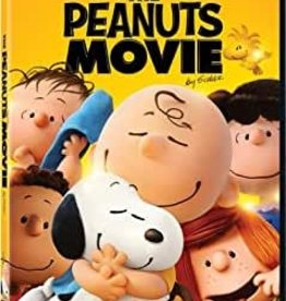 Used DVD The Peanuts Movie