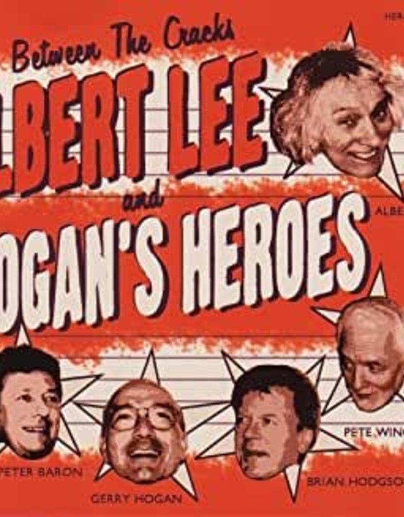 Used CD Albert Lee & Hogan's Heroes- In Between The Cracks