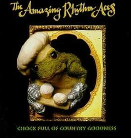 Used CD Amazing Rythm Aces- Chock Full Of Country Goodness