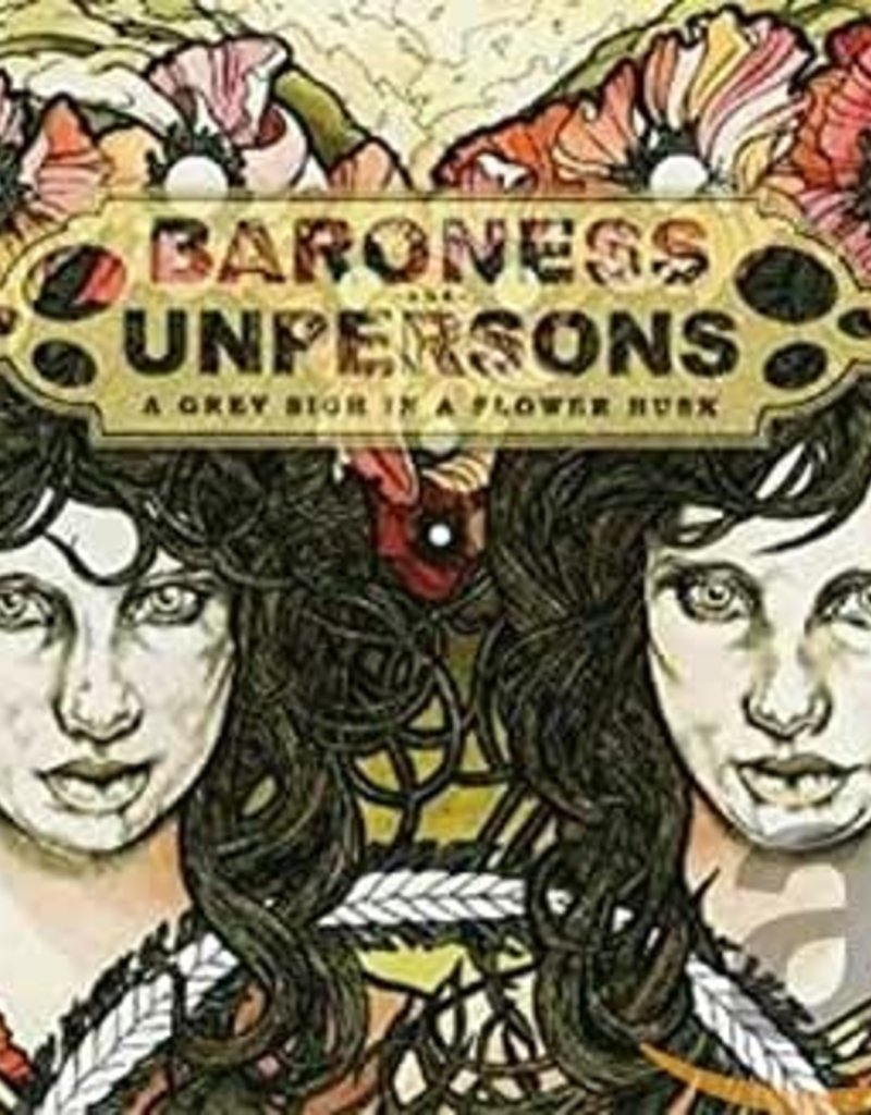Used CD Baroness; Unpersons- A Grey Sigh In A Flower Husk