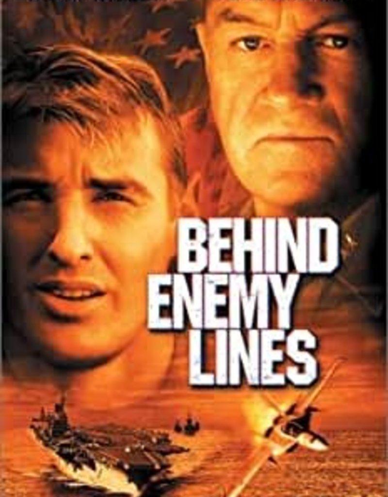Used DVD Behind Enemy Lines